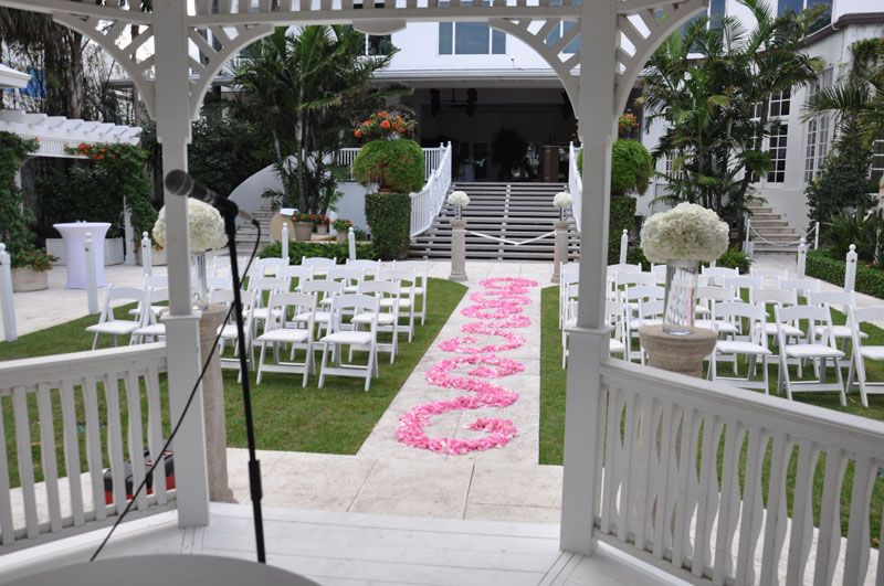 Gazebo Designs For Weddings. Photo Booth Backdrop. Jay Archer Floral Design Wedding Ceremony ...