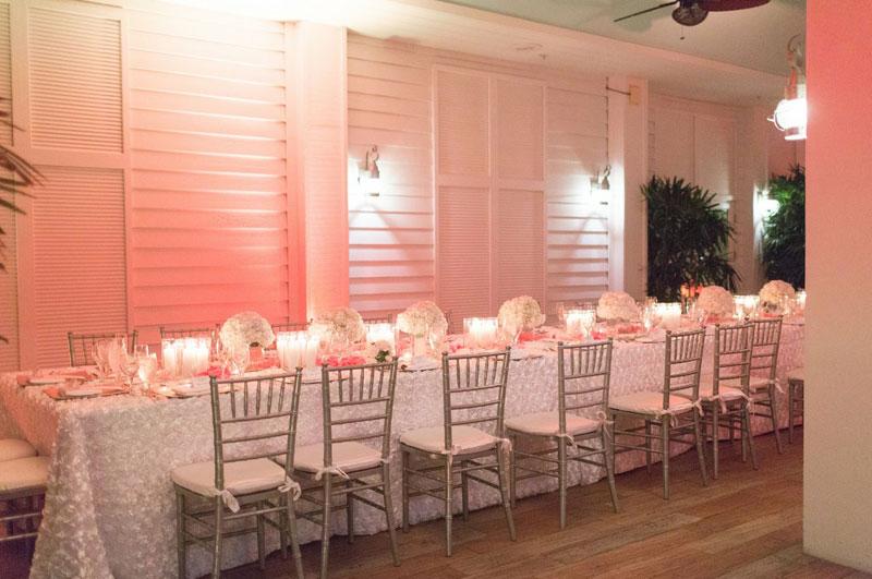 Miami beach the palms hotel wedding florist floral designer for Design hotel wedding
