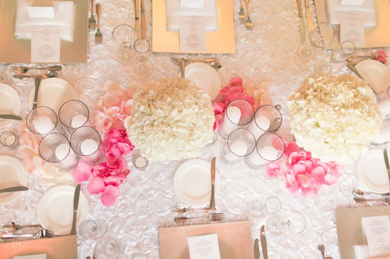 Miami Beach The Palms Hotel Wedding Florist Floral Designer
